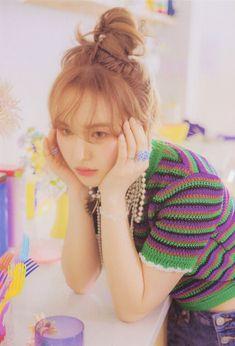 Wendy Red Velvet, Red Velvet Joy, Red Velvet Irene, South Korean Girls, Korean Girl Groups, Park Sooyoung, Photo Book, Kpop Girls, Asian Girl