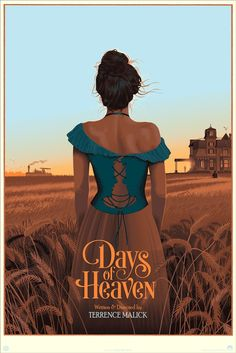Days of Heaven by Laurent Durieux