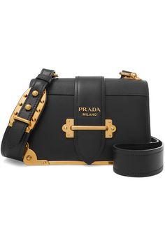 4e72dabf63c6 Prada - Cahier leather shoulder bag