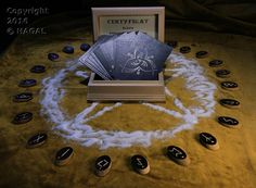 reverse cards runic