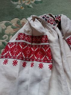 Сорочка Полісся № 8 Emotional Child, Chiffons, Color Palate, Needlework, Reusable Tote Bags, Costumes, Traditional, Embroidery, Blanket