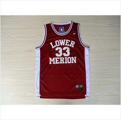 4f49b5c53aa Men's Lower Merion High School Kobe Bryant 33 Authentic Basketball Jersey  820103337403 on eBid United States