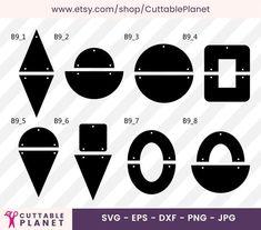 Diy Leather Earrings, Diy Earrings, Polymer Clay Earrings, Leather Jewelry, Stencil Templates, Stencils, Polymer Clay Disney, Leather Bag Pattern, Terracotta Jewellery