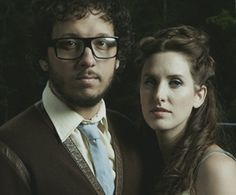 Michael and Lisa Gungor. The Best Musical Surprise of 2011 :))