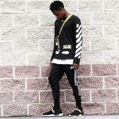 Adidas brown skin/ lightskin flow
