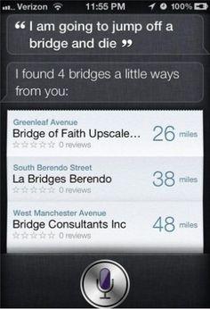 Siri Siri Siri...