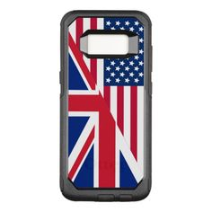 American Union Jack Flag Samsung Galaxy S8 Case
