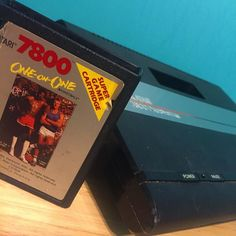 On instagram by mrrjcook #atari7800 #microhobbit (o) http://ift.tt/26mXSV5's some One-on-One Basketball starring Dr. J and Larry Bird #games #videogames #easports #gamers #retro #retrogamer #retrogaming #retrogames  #atari #basketball #games #gamersunite #gamers