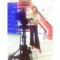 """410 Me gusta, 8 comentarios - Bárbara Vitantonio (@barvitantonio) en Instagram: """"Les dejo mi #look de lunes en #Sportia Remera @brooksfield_ar Pantalón @ineditargentina #night…"""""""