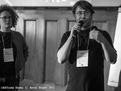 Fotos von der Crowdfunding-Session beim #scvie 2015 im MAK  https://flic.kr/p/C7mWpd | Ohne Titel | 10.12.2015, Wien. stARTcamp Vienna im MAK // Photocredit: Karola Riegler