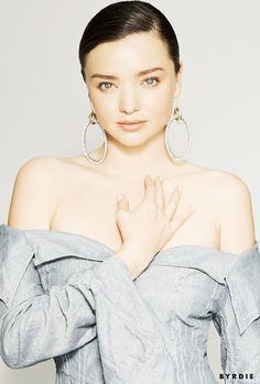 Self-Directed With Miranda Kerr via @ByrdieBeauty