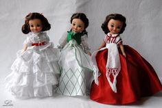 https://flic.kr/p/q6MuUX   Tiny Betsy Scarlett   Robert Tonner dolls