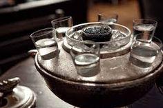 Image result for beluga vodka and caviar Whiskey Drinks, Vodka Drinks, Alcoholic Drinks, Caviar, Beluga Vodka, Occidental Hotel, Pol Roger, A Martinez, Green Alcohol