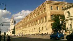 Bayrische Staatsbibliothek, München