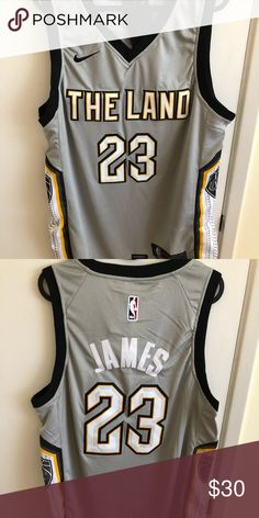 3cf927cd LeBron James #23 the land jersey Brand new with tag, all the numbers and
