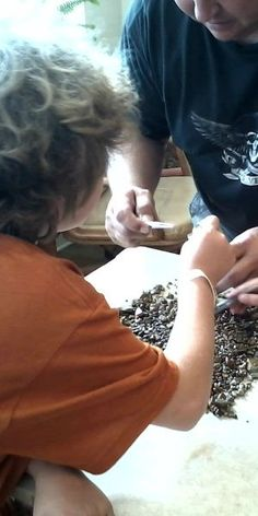 Find your own sapphire--a piece of Montana, in Philipsburg | glaciermt.com