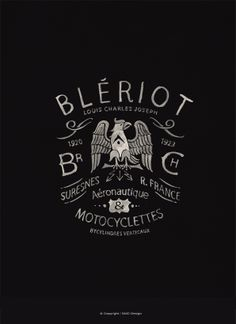 Blériot by BMD Design