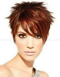 Image result for spikey hair for over50s fine hair