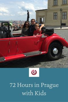 Top things to see and do in Prague with kids