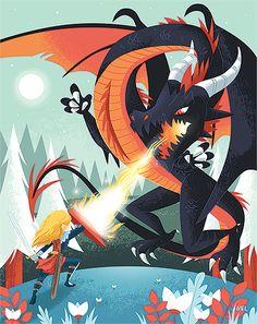 Black Dragon Magic, by Melanie Matthews