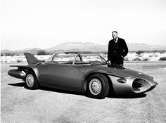 Pontiac Firebird II Concept (1956)