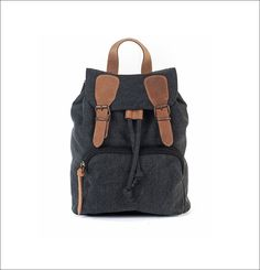 Burban small backpack handmade in Greece  www.travellerstore.eu