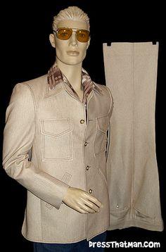 9c4666e71784 70 s mens suits  1970 s. DressThatMan.com Mens Vintage