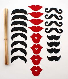 DIY Moustache and lips for your DIY photo booth props   http://img0.etsystatic.com/000/0/6608529/il_fullxfull.306944064.jpg  http://www.hawaiianweddings.net