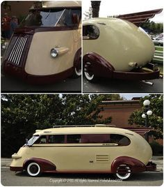 \Western Flyer 1941 motor home. The coolest motor home I have ever seen!!