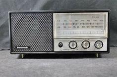 Panasonic AM/FM Radio - Works