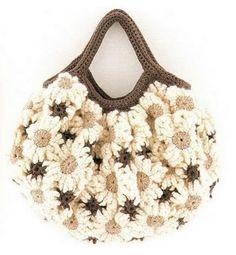 Graficos y Crochet: bolso