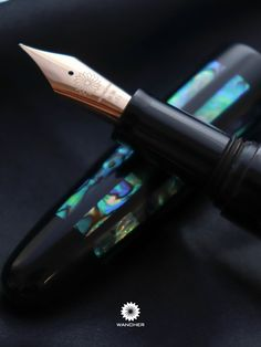 xciting news for those who are waiting for our Urushi Raden fountain pens, our artisans are working on it and we expect to have these available in a few months!  #wancher #urushiraden #radenfountainpen #urushifountainpen #wancherpen #wancherfountainpen #raden #urushi #wajimaurushi #traditionalart #japaneseart #japanesefountainpen #japanesepen #penoftheday #penaddict #fountainpen #comingsoon #handmadefountainpen #handmade #handmadepen Japanese Fountain Pens, Japanese Pen, Fountain Pen Nibs, Space Program, Writing Instruments, Displaying Collections, Traditional Art, Sword, Waiting