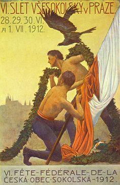 Czech Poster Pulp Fiction Art, Art For Art Sake, Advertising Poster, Vintage Labels, Old Art, Vintage Travel Posters, Graphic Art, Graphic Design, Czech Republic