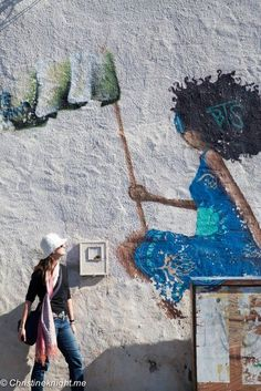 Woodstock Street Art Walking Tour, Cape Town, South Africa via christineknight.me