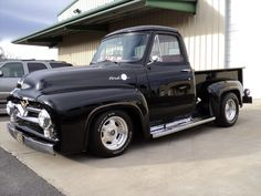 55 ford f-100 | 55' Ford F100