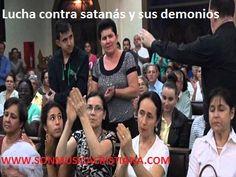 Lucha contra satanás y sus demonios – Películas Cristianas