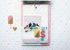 Crate Paper Poolside Collection Mini album