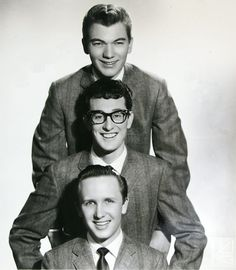 Buddy Holly and his band, The Crickets, were giants in the history of rock, and Holly's death was a musical inflection point.