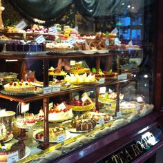 Hopetoun tea rooms, Block Arcade, Melbourne CBD, Australia
