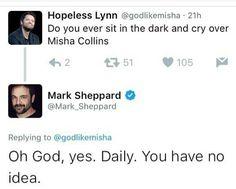 Mark Shepard is a treasure