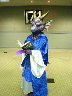 Dragon suit by xpigux