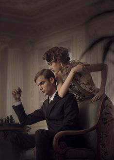 The Great Gatsby by Signe Vilstrup for Harrods Magazine