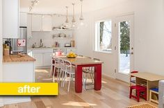Kitchen Before & After: A Beautiful, Budget-and-Kid-Friendly Renovation