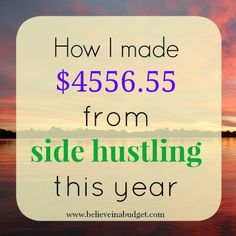 Real side hustle jobs anyone can do to earn extra money