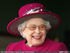 Queen Elizabeth, April 17, 2015 in Angela Kelly | Royal Hats