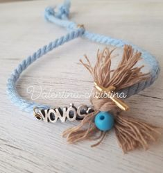 Christening, Tassel Necklace, Fiber, Bracelets, Fabric, Party, Handmade, Etsy, Wedding