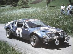 1976 Tour De Corse -Alpine A310 V6 (Retired)