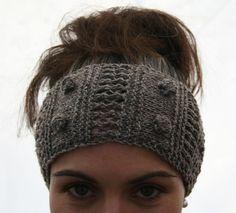 Knitting Ideas | Project on Craftsy: Lace Headband