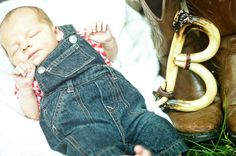 Brantley Xavier #Newborn #Photography #Country