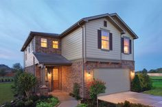 katy tx new homes - Google Search